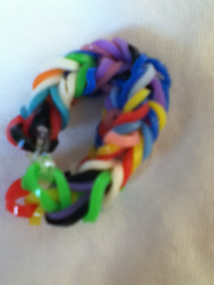 Picture of Normal Loom Band (single Chain)