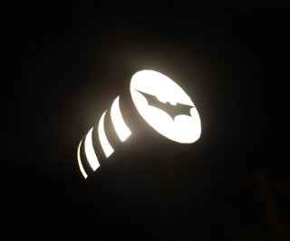 Bat-signal Night Lamp