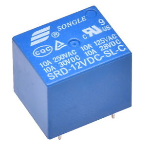 Picture of 12V Relay