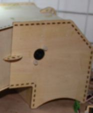 Picture of First Put  All Air Valve Into Frame, Then Close It.
