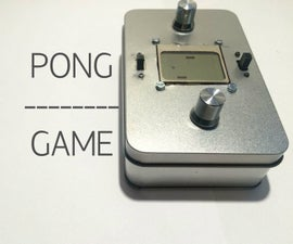 Portable Arduino arcade game
