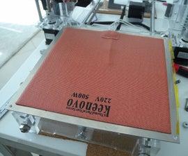 AC Heated Bed Sunhokey Prusa I3