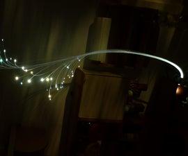 Optic Fiber Decoration Lamp