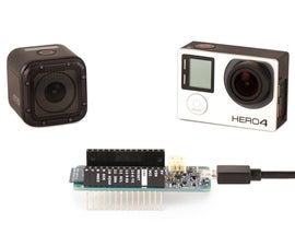 Arduino GoPro Wifi Control