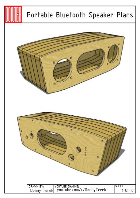 Picture of Speaker Enclosure
