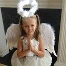 Angel on a Christmas Tree
