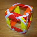 Decorative Origami Cube 2