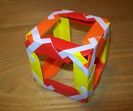 Decorative Origami Cube 2