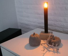 Matrix LED Candle Light