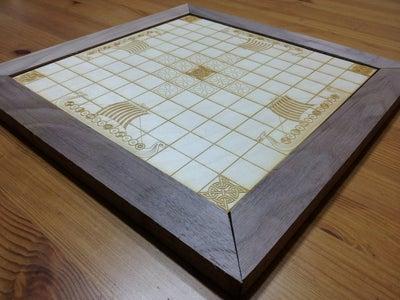 Add the Board Sides