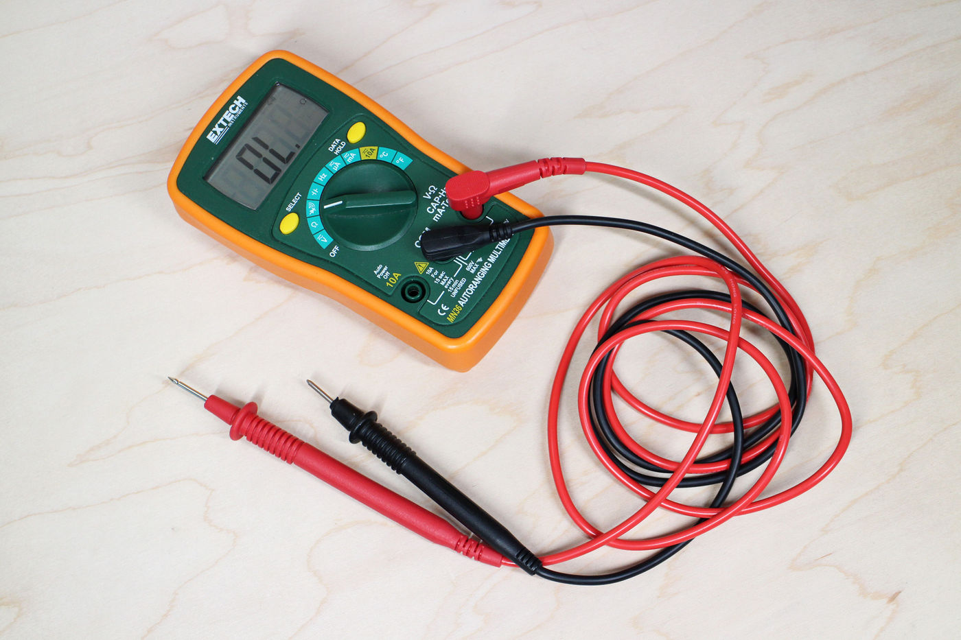 How to Test Using a Multimeter