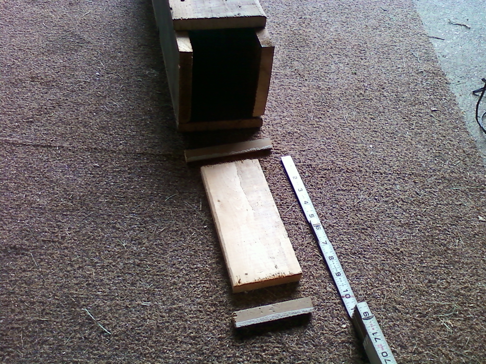 Picture of Assemble the Trap Door