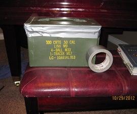 Faraday cage/ EMP Proof Box