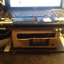 Simple Under-Laptop Box Fan