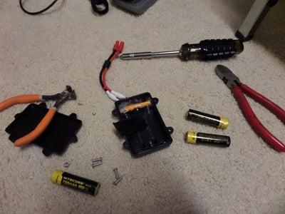 Battery Compartment Part 1