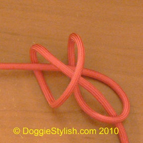 Double Overhand Stopper Knots - Part Three