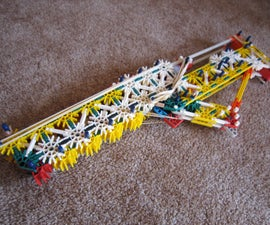 K'nex Shotgun (Instructions)