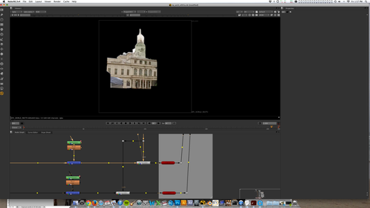 Post Production Process #06. Compositing and Finishing.