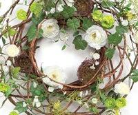 How To Make a Wreath Centerpiece