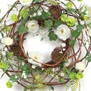 How To Make a Wreath Centerpiece