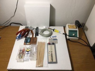 Gather Components and Tools