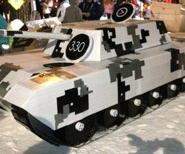 Build a Cardboard Tank