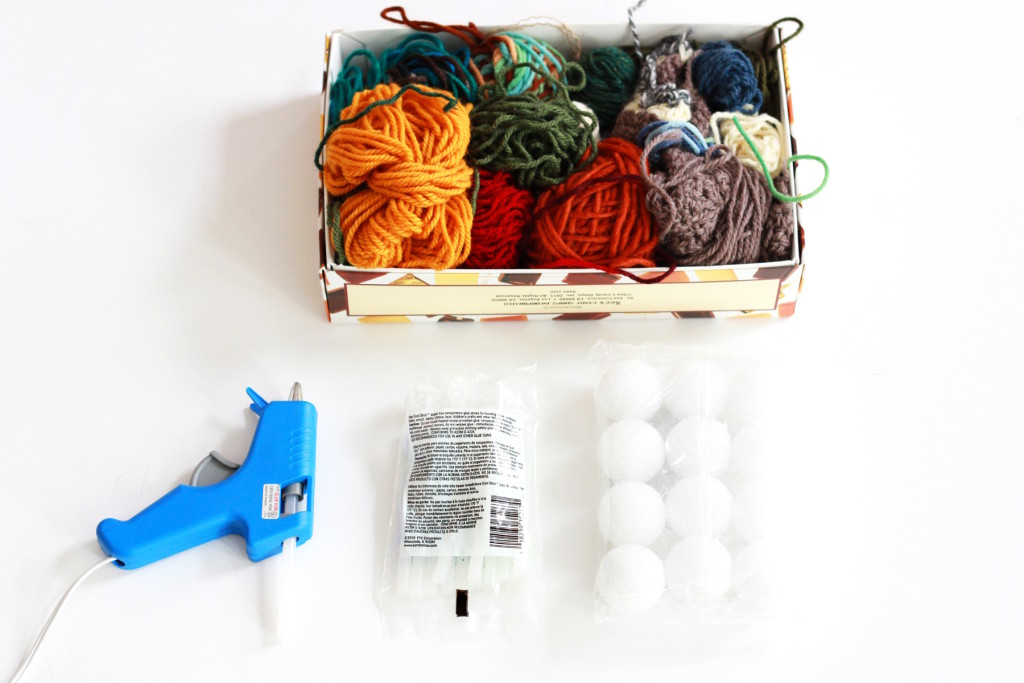Picture of DIY Faux Yarn Balls