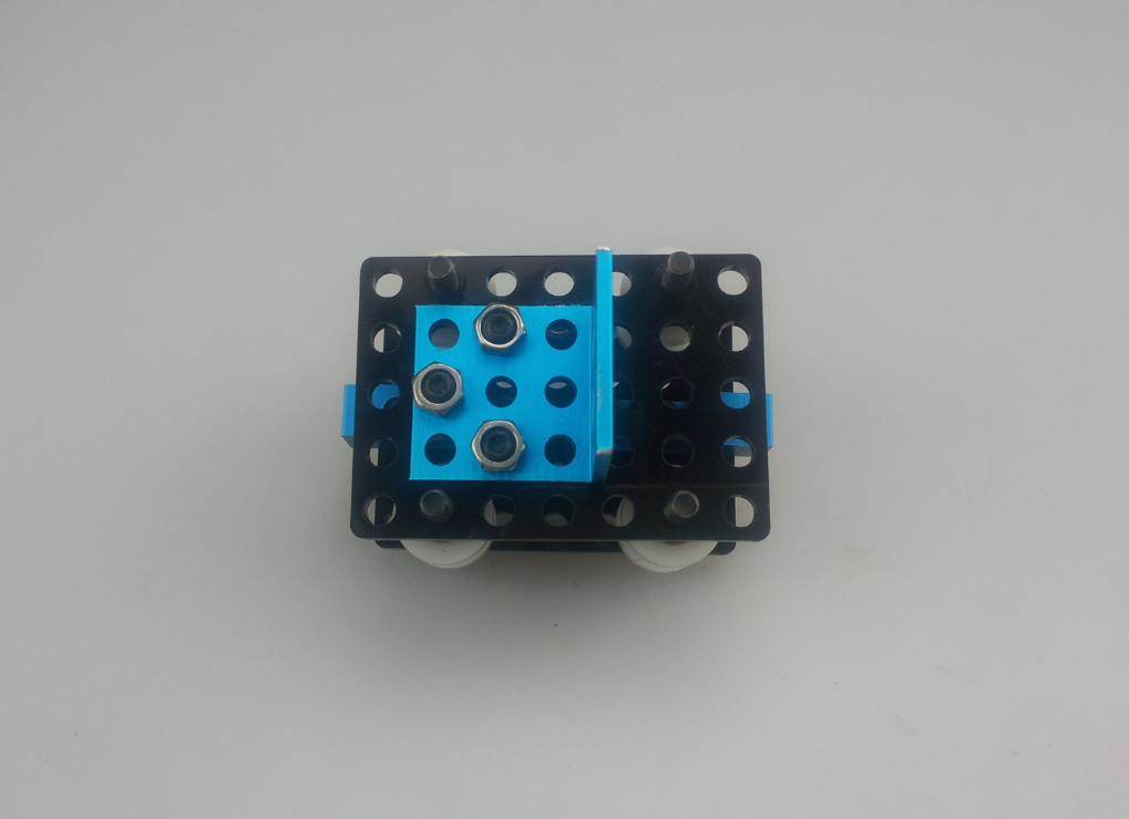 Picture of Build Pedestal of the Robot