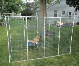 Cat Enclosure