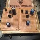 Basic LM386 Guitar Amplifier - Easy Step By Step Instructions - Cigar Box Amp