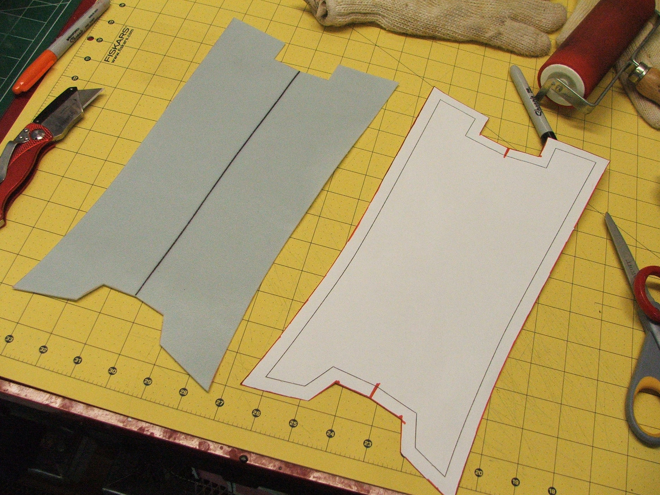 Picture of Make Thicker Sheets