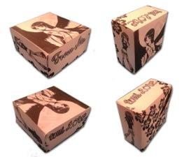 Custom Origami Gift Box