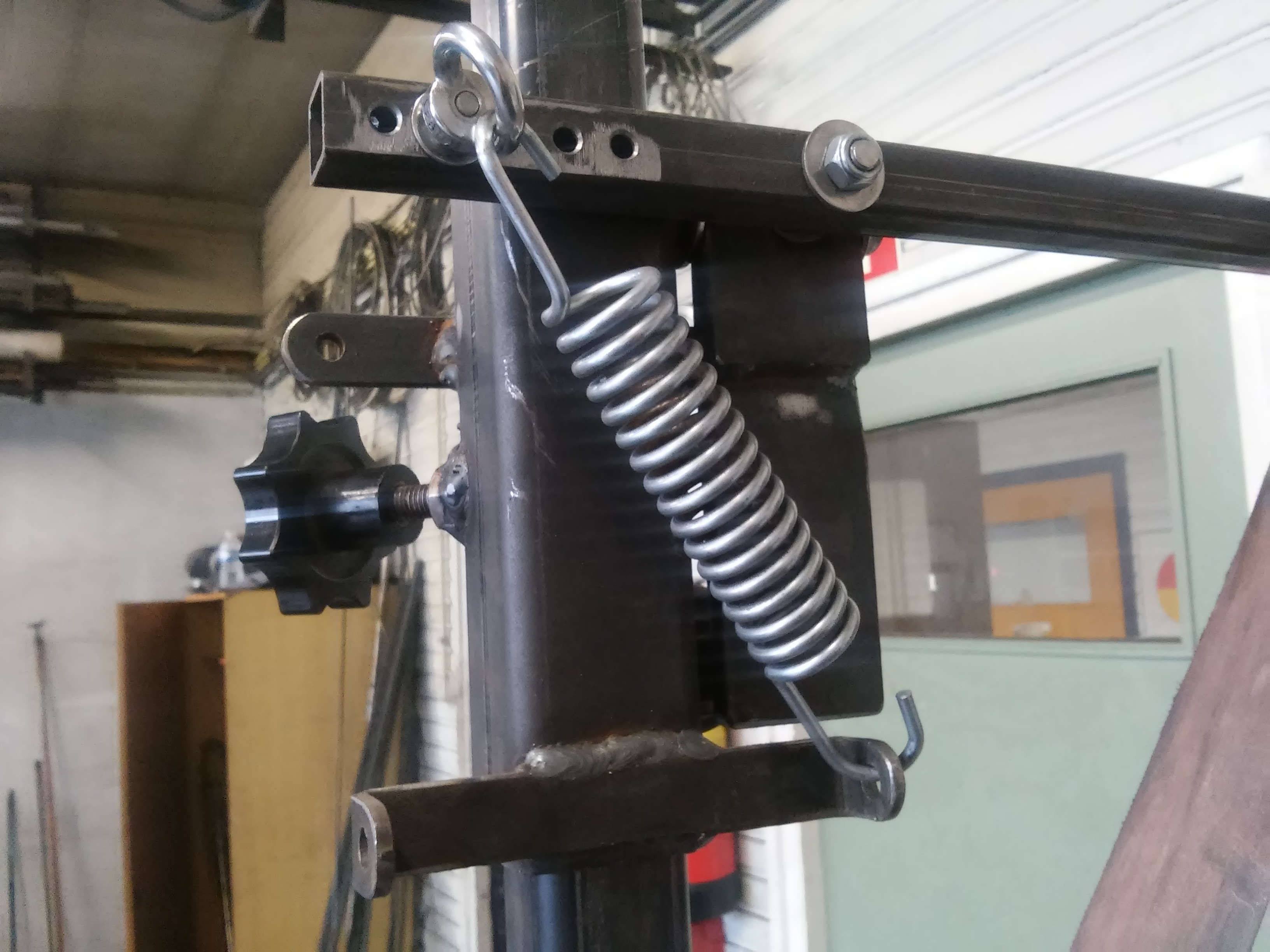 Picture of DIY Highly Adaptable Belt Grinder