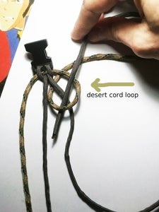 The Mated Snake Knot