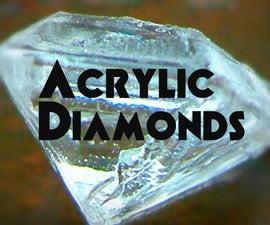 Acrylic Diamonds
