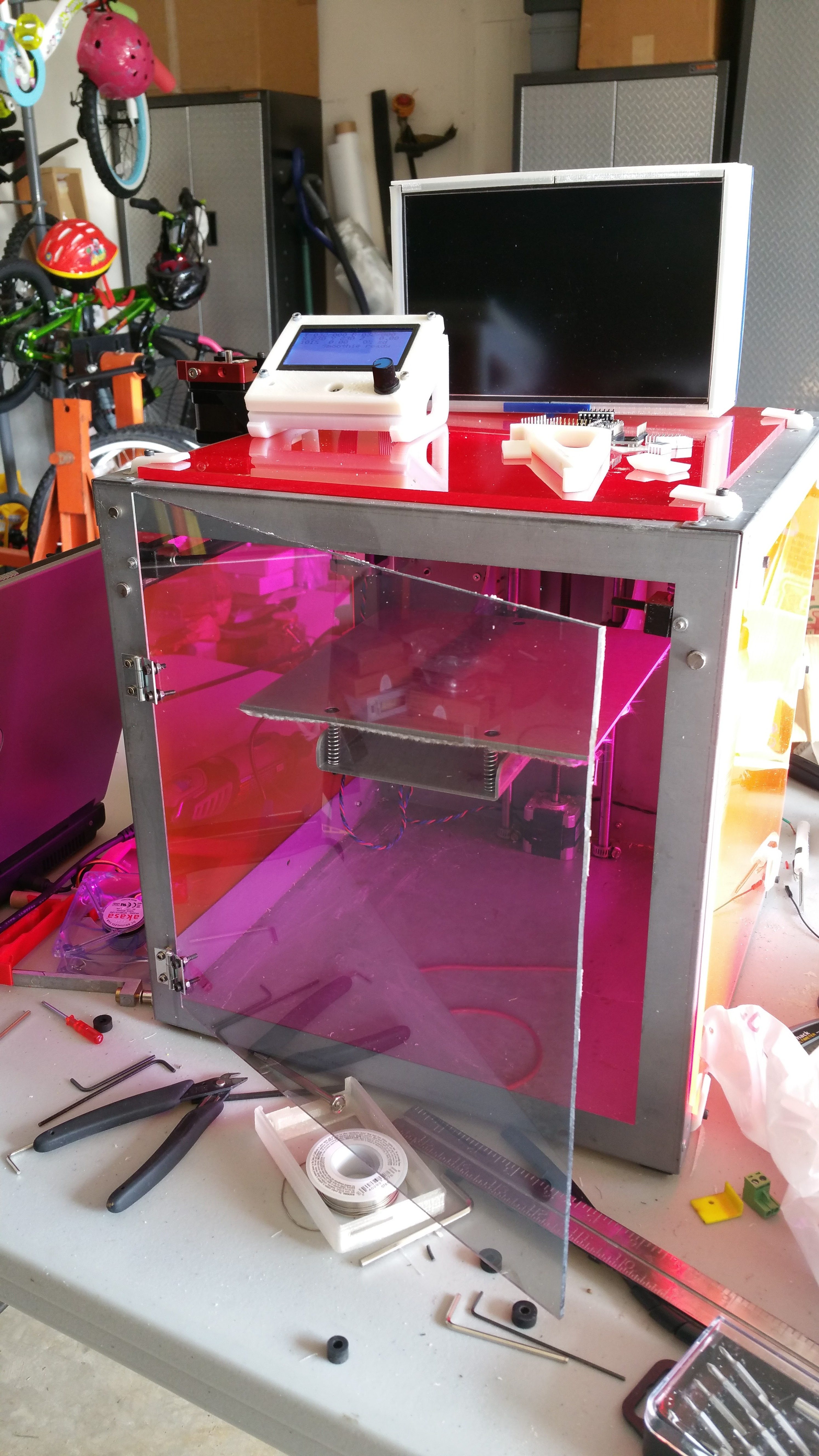 Picture of Resurrecting a Dead 3D Printer