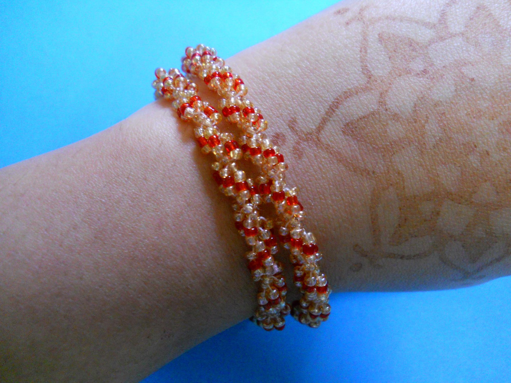 Picture of Beautiful Beaded Bracelet