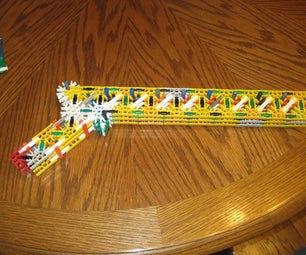 Knex Double Barrelled Shotgun