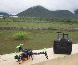 Cheap Versatile Mini Tricopter