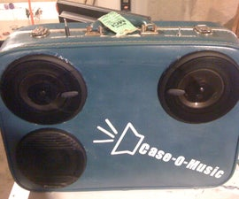 Case-O-Music for iPod