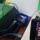Controlling an RGB LED With Color Detector Camera