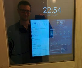 Smart Mirror Windows Based