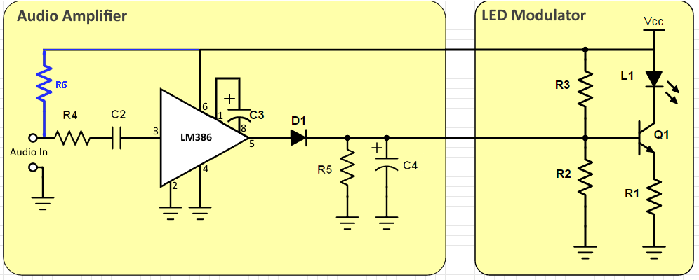 Picture of Building an Audio Amplifier
