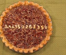 Maple Pecan (Approximately) Pie