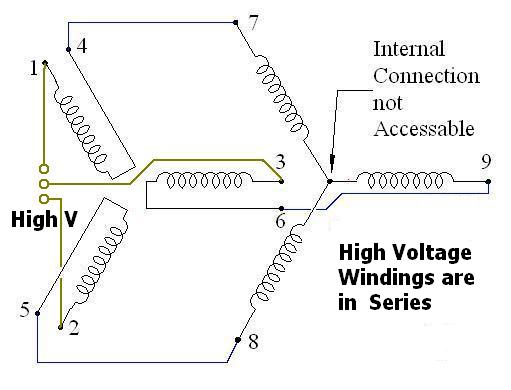 Will A 240 Volt Ac Motor Operate On 120 Volts Ac Instructables