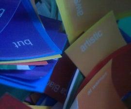 Wordinomos- An Educational Board Game
