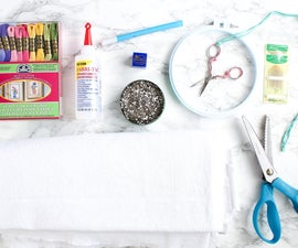 Tools and Materials for Embroidery