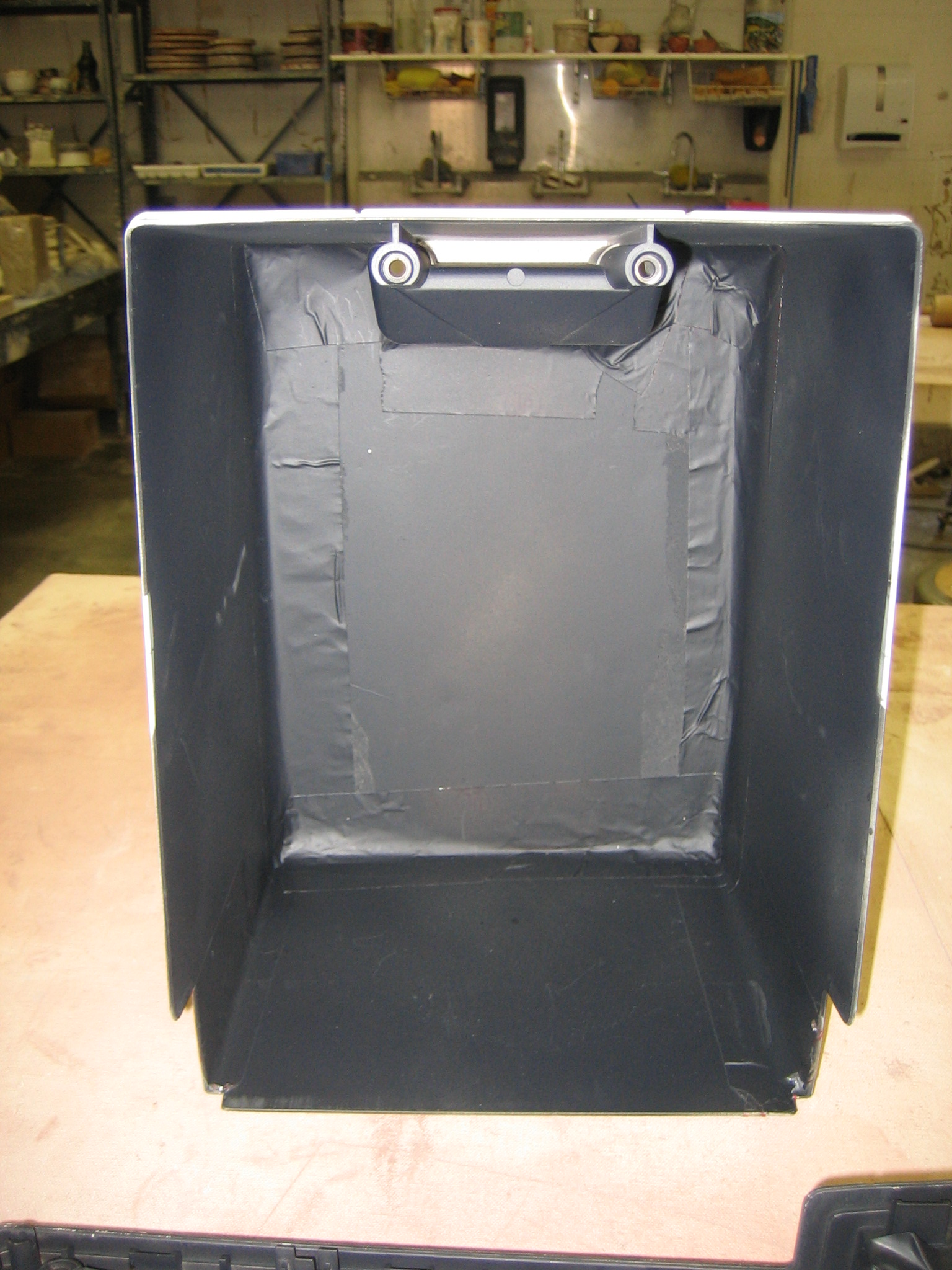 Picture of Spray Paint Flat Black