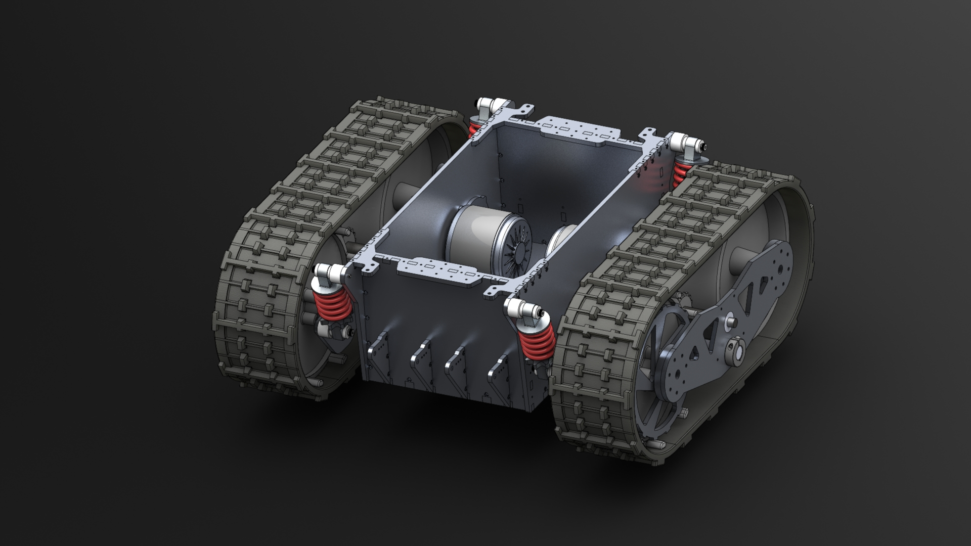 Picture of BIGFOOT Robot
