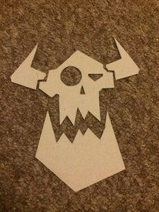 Ork Terrain: Gork/Mork Symbol